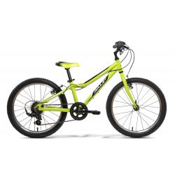 Juniorský bicykel AMULET-TOMCAT20ZELENÝ