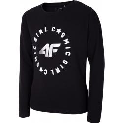 Dívčí triko s dlouhým rukávem 4F-GIRLS LONGSLEEVE-HJL20-JTSDL001A-21S