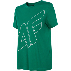 Dámske tréningové tričko s krátkym rukávom 4F-WOMENS T-SHIRT-H4L20-TSD011-41S