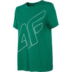 Dámské tréninkové tričko s krátkým rukávem 4F-WOMENS T-SHIRT-H4L20-TSD011-41S