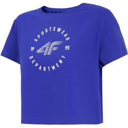 Dámské tréninkové tričko s krátkým rukávem 4F-WOMENS T-SHIRT-H4L20-TSD020-36S