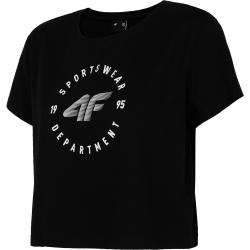 Dámské tréninkové tričko s krátkým rukávem 4F-WOMENS T-SHIRT-H4L20-TSD020-20S