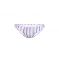 Dámske plavky spodný diel FUNDANGO-Barrie bottom-106-white lines