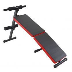 Fitness lavička LIFEFIT-Šikmá lavica sed-ľah zahnutá skladacia