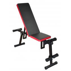 Fitness lavička LIFEFIT-Multifunkční lavica sed-ľah-bench plus
