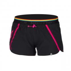 Dámské běžecké kalhoty NORTHFINDER-ZUTY-black