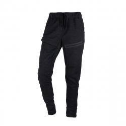 Dámské teplákové kalhoty NORTHFINDER-Irvin-blackmelange