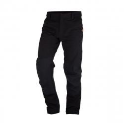 Pánské turistické kalhoty NORTHFINDER-Gerontas-black