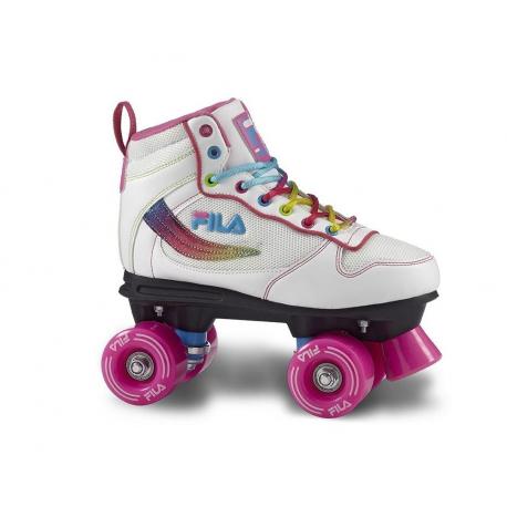 4-kolieskové korčule FILA SKATES-VANITY WHITE