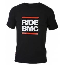 Pánske tričko s krátkym rukávom BMC-T-SHIRT RIDE 160484