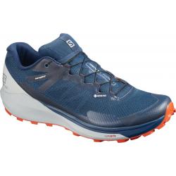 Pánska trailová obuv SALOMON-Sense Ride 3 GTX invis bleu/cherry
