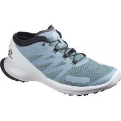 Pánska trailová obuv SALOMON-Sense Flow bluestone/pearl blue/lapis blue