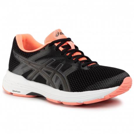 Dámska športová obuv (tréningová) ASICS-Gel-Exalt 5 black/metropolis