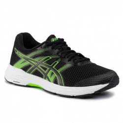 Pánská sportovní obuv (tréninková) ASICS-Gel-Exalt 5 black / green gecko (EX)