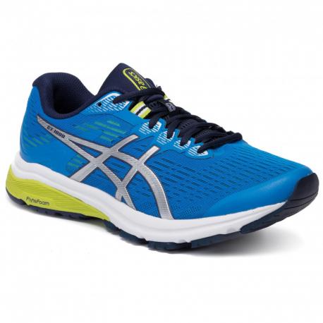 Pánska bežecká obuv ASICS-GT-1000 8 electric blue/silver (EX)
