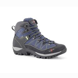 Pánska turistická obuv stredná KAYLAND-ASCENT K GTX BLUE GRAY
