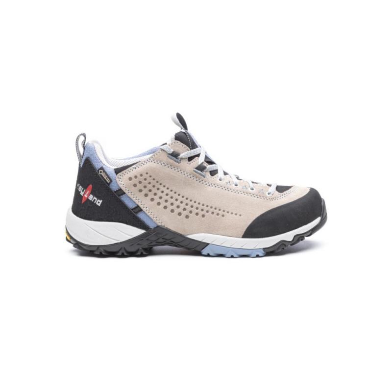 Dámska turistická obuv nízka KAYLAND-ALPHA WS GTX SAND -