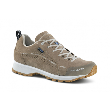 Dámska turistická obuv nízka TREZETA-SPRING EVO WP BEIGE