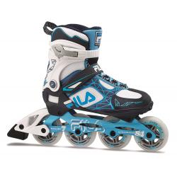 Dámske fitness kolieskové korčule FILA SKATES-LEGACY PRO 84 LADY BL/WHT/LBL