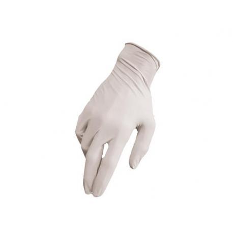 Ochranné rukavice EXISPORT-Latexové rukavice (100ks balenie)