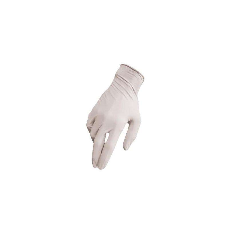 Ochranné rukavice EXISPORT-Latexové rukavice (100ks balenie) -