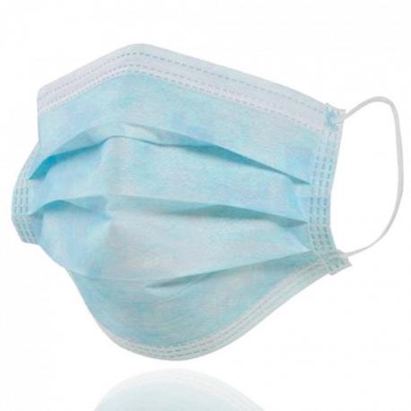 Jednorázové rouška EXISPORT-Disponsible mask (50ks balení)