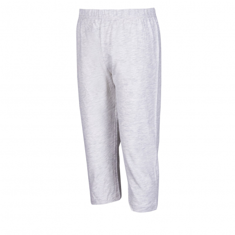 Dievčenské nohavice 3/4 AUTHORITY KIDS-Girls LEGGINS M grey