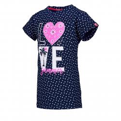 Detské tričko s krátkym rukávom AUTHORITY-ARTENY G dk blue
