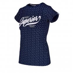 Dámske tričko s krátkym rukávom AUTHORITY-ARTENY II dk blue