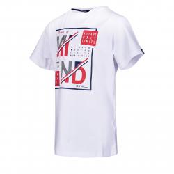 Detské tričko s krátkym rukávom AUTHORITY-ARTEONY B white