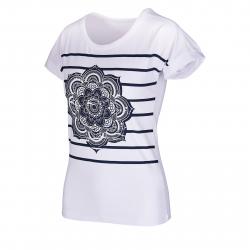 Dámske tričko s krátkym rukávom AUTHORITY-RAUTTY white