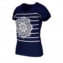 Dámske tričko s krátkym rukávom AUTHORITY-RAUTTY dk blue