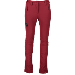 Dámske turistické nohavice FIVE SEASONS-LARISSA PNT W-DRY RED