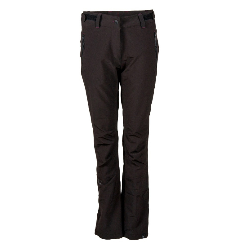 Dámske turistické nohavice FIVE SEASONS-TUROA PNT W-BLACK -