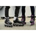 Fitness kolieskové korčule FILA SKATES-HOUDINI EVO BLACK/WHITE -