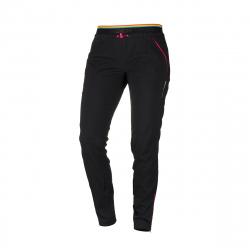 Dámské běžecké kalhoty NORTHFINDER-vijan-black