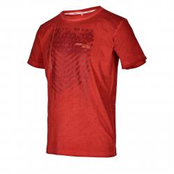Pánske tričko s krátkym rukávom AUTHORITY-TAMER red