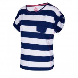 Dámske tričko s krátkym rukávom AUTHORITY-TANAMOR blue
