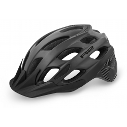 Cyklistická prilba R2-CLIFF Black 2020