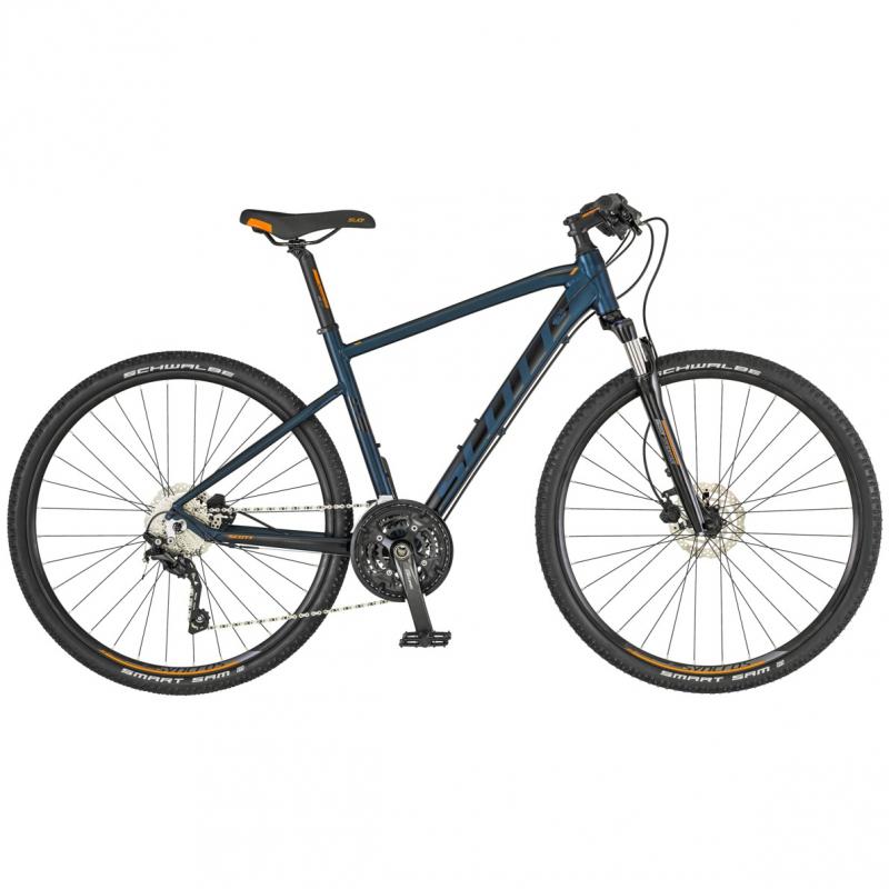 Pánsky krosový bicykel SCOTT-Sub Cross 20 Men - 2019 -
