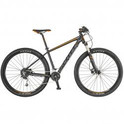 Horský bicykel SCOTT-Aspect 730 - 2019 Black