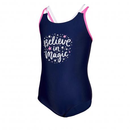 Dívčí plavky AUTHORITY-Playasol G II_DS dk blue