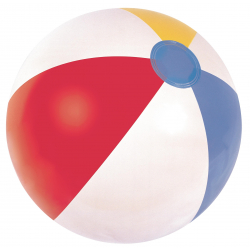Nafukovacia lopta do vody BESTWAY-Beach Ball - 61cm
