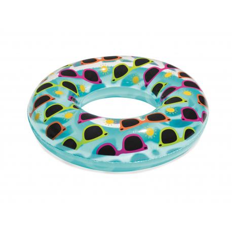 Plávacie nafukovacie koleso BESTWAY-Designer Swim Ring - 76cm