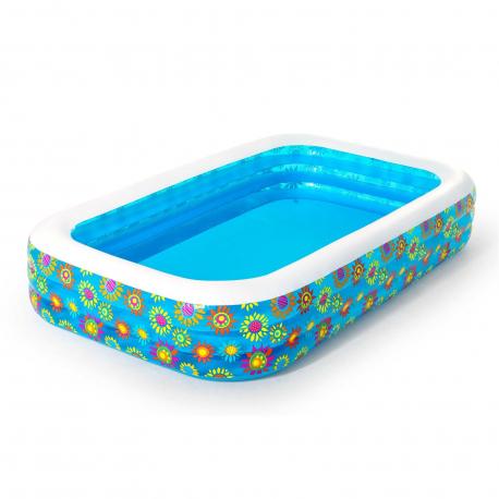 Bazén BESTWAY-Happy Flora Kids Pool - 3,05mx 1,83mx 56cm