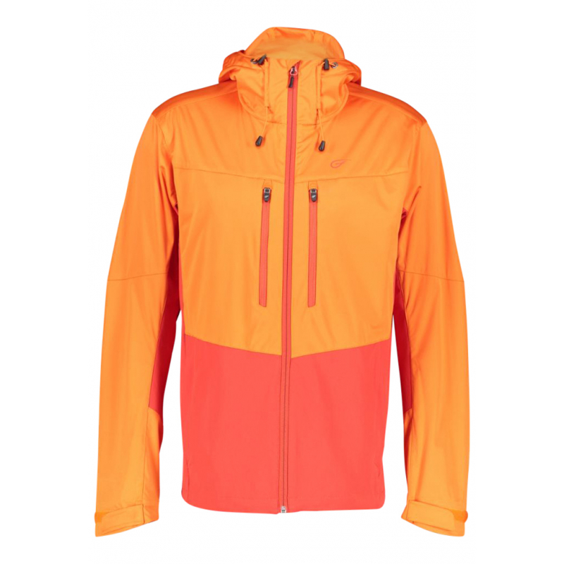 FIVE SEASONS-ARVO JKT M-FLAME Oranžová XL