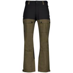 Pánské turistické kalhoty FIVE SEASONS-ENFYS PNT M-GRAPE LEAF