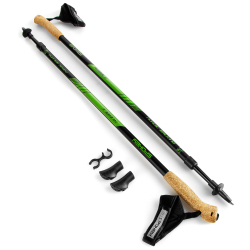 Turistické hole SPOKEY-RUBBLE NORDIC WALKING
