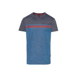 Pánske tričko s krátkym rukávom SAM73-Mens T-shirt s short sleeve-MT 765 240-Blue