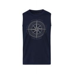 Pánské triko bez rukávů SAM73-Pánské tílko-MTSR486602SM-Blue